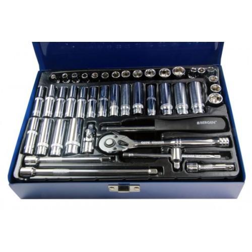 BERGEN 42 dalių įrankių...