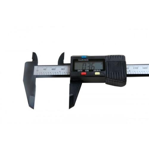 150mm skaitmeninė liniuotė