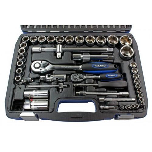 US.PRO 94 dalių įrankių...